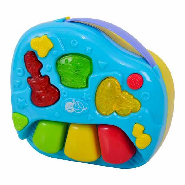 Игровой центр - Телефон и оркестрРазвивающие игрушки PlayGo<br>Игровой центр - Телефон и оркестр<br>