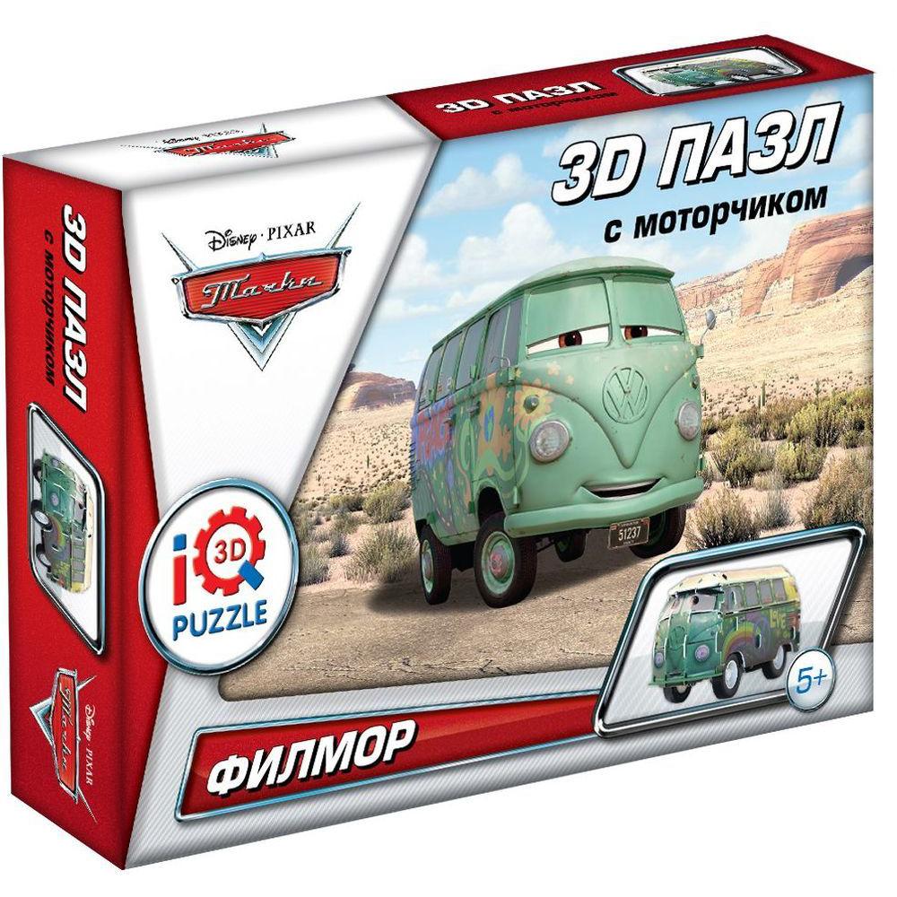 3D пазл Disney - Филлмор, инерционныйПазлы объёмные 3D<br>3D пазл Disney - Филлмор, инерционный<br>