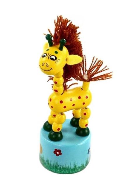 Танцующий жираф с гривойРазное<br>Танцующий жираф с гривой<br>