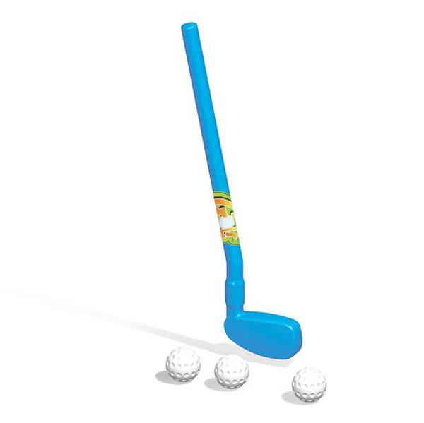 Купить Набор гольф-клюшка и три мячика, Dolu