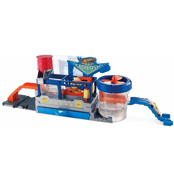 Игровой набор из серии Hot Wheels® - Сити МегаАвтомойка Mattel