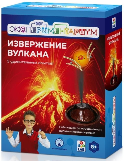 Набор Экспериментариум - Извержение вулкана фото