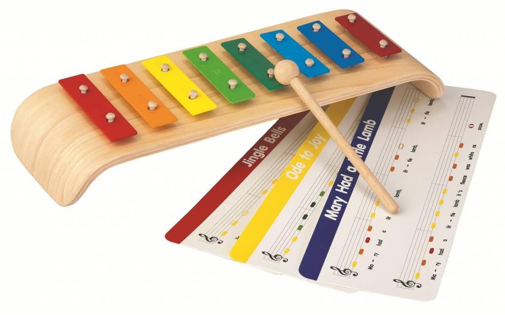 Музыкальная игрушка - Ксилофон