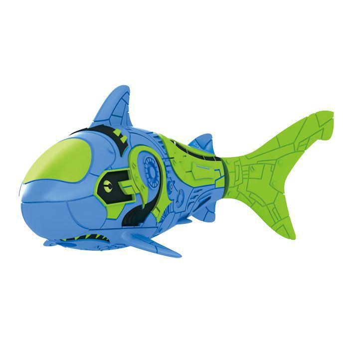 Синяя РобоакулаРобоРыбки<br>Синяя Робоакула<br>