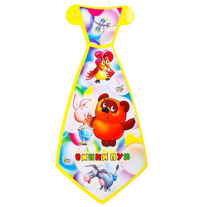 Набор из 6-и галстуков - Винни Пух sim)Винни Пух<br>Набор из 6-и галстуков - Винни Пух sim)<br>