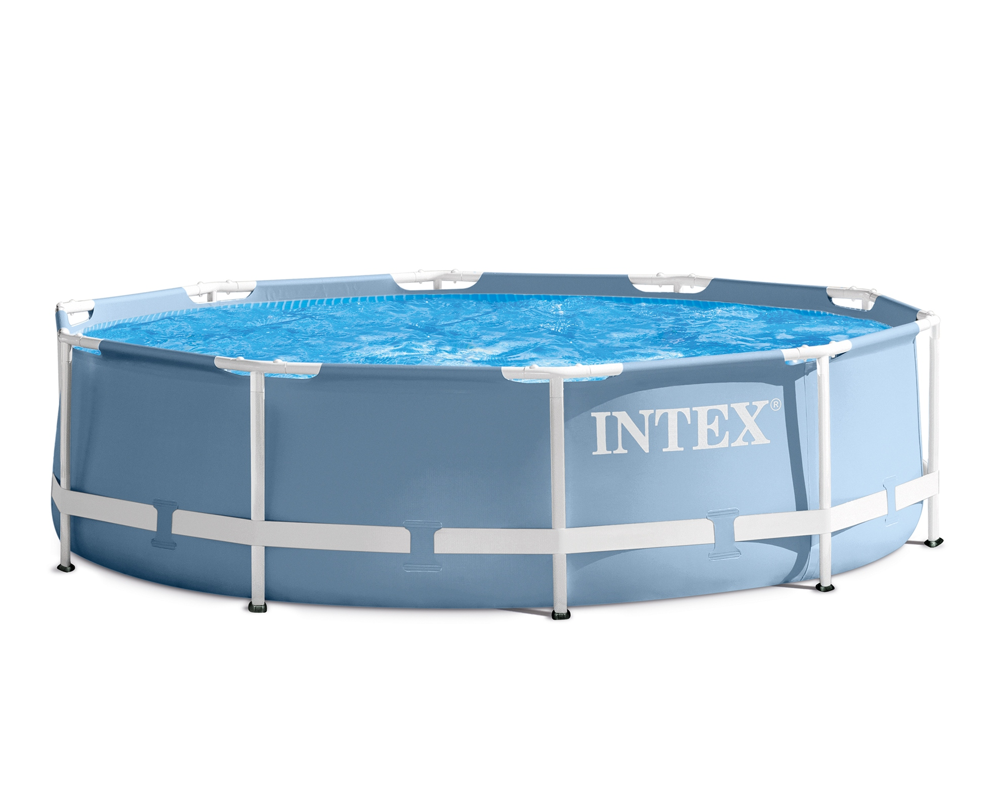 Intex Бассейн каркасный - Prism Frame, с фильтр-насосом 1250 л/ч