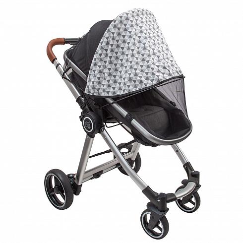 Купить Москитная сетка с солнцезащитным козырьком для коляски Nuovita Comfort, стандарт