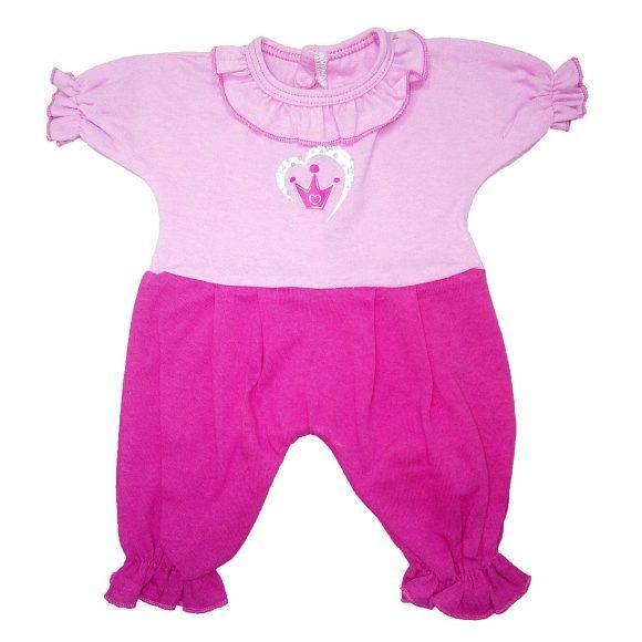 Одежда для куклы 38-43 см - комбинезон КоронаОдежда для кукол<br>Одежда для куклы 38-43 см - комбинезон Корона<br>