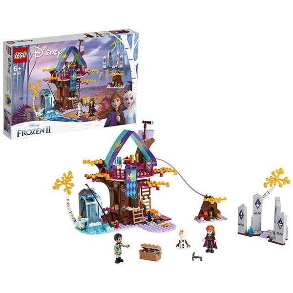 Конструктор Lego Принцессы Дисней - Заколдованный домик на дереве фото