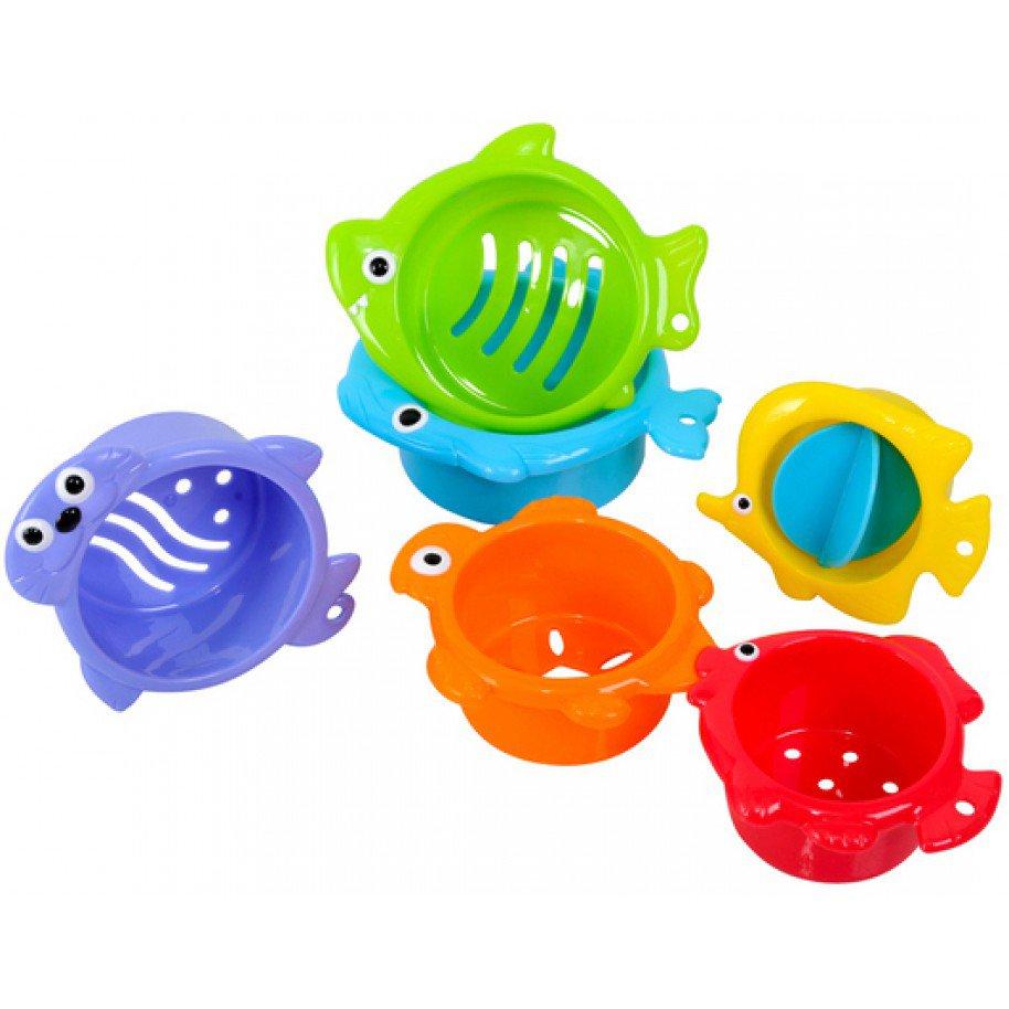 Игровой набор для ванной, 6 игрушекИгрушки для ванной<br>Игровой набор для ванной, 6 игрушек<br>