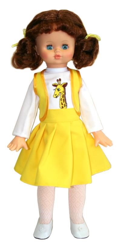 Озвученная кукла Алиса 4 с механизмом движения, 55 смКуклы и пупсы<br>Озвученная кукла Алиса 4 с механизмом движения, 55 см<br>