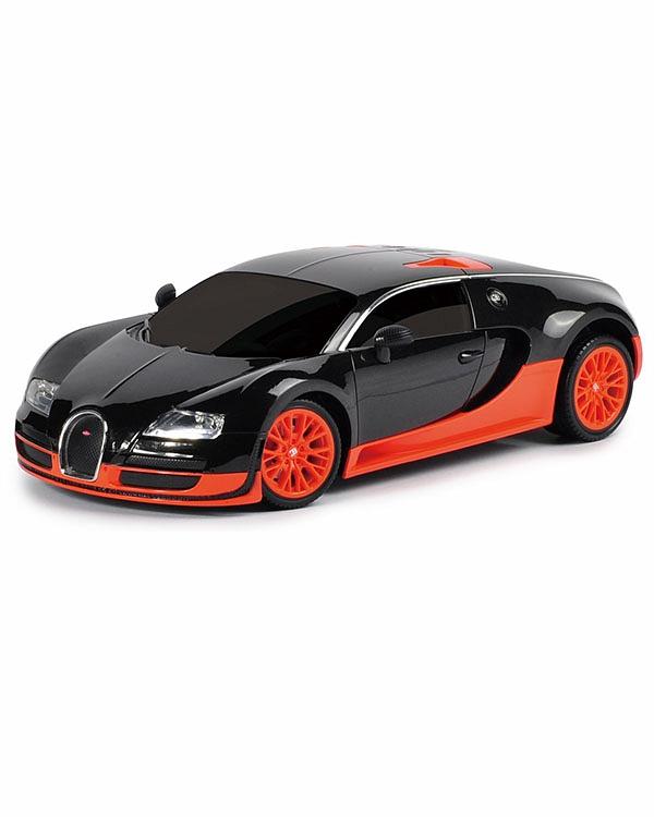Автомобиль Bugatti 16.4 - Super Sport, 1:16Машины на р/у<br>Автомобиль Bugatti 16.4 - Super Sport, 1:16<br>