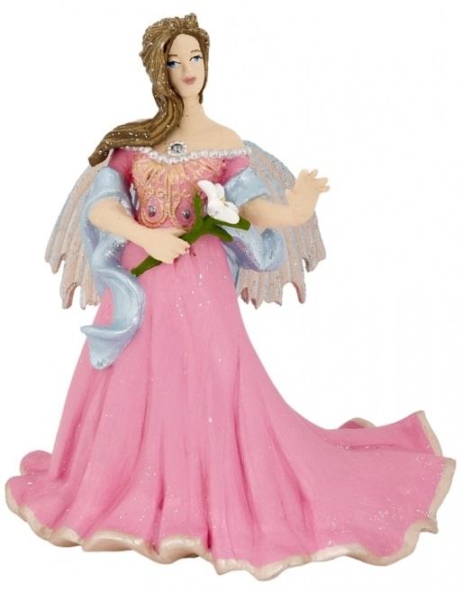 Розовая Эльфа с лилиейФигурки Papo<br>Розовая Эльфа с лилией<br>