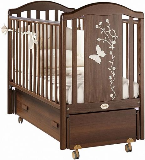 Кровать детская - Privilege Swing, NoceДетские кровати и мягкая мебель<br>Кровать детская - Privilege Swing, Noce<br>