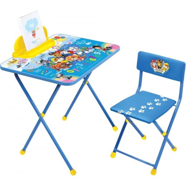 Набор детской мебели из серии Щенячий Патруль - Игровые столы и стулья, артикул: 159437