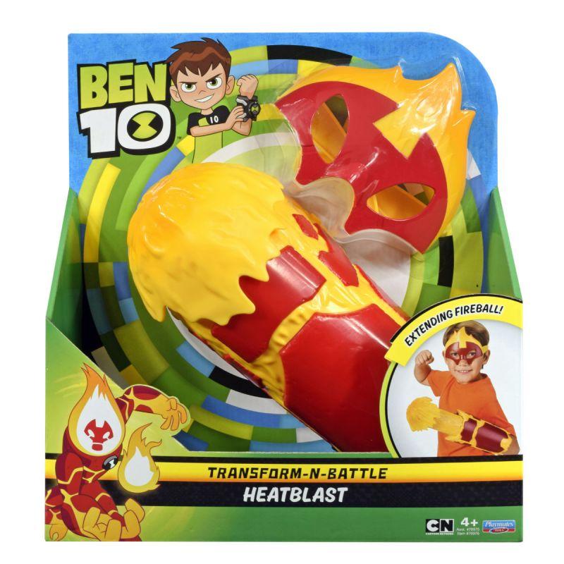 Купить Боевое снаряжение из серии Ben 10 - Человек-огонь, Playmates