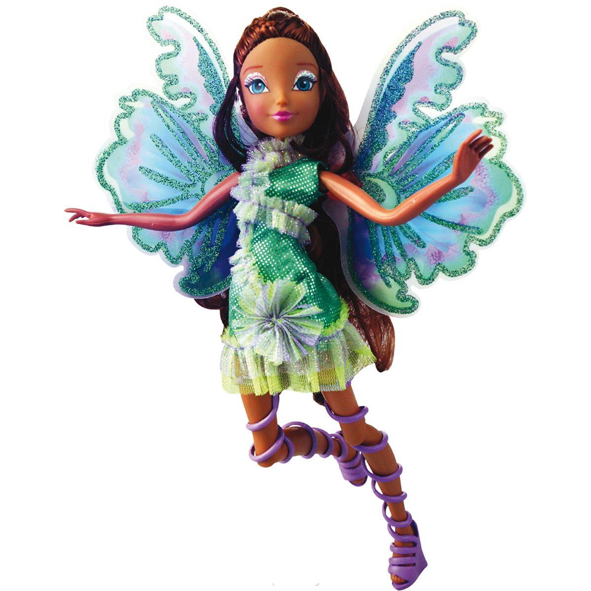 Кукла Winx Club Мификс – ЛейлаКуклы Винкс (Winx)<br>Кукла Winx Club Мификс – Лейла<br>