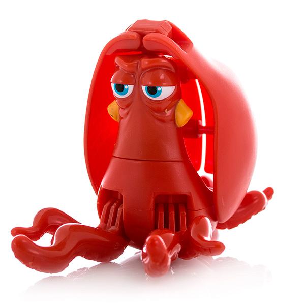 Яйцо-трансформер из серии EggStars – ХэнкВ поисках Дори<br>Яйцо-трансформер из серии EggStars – Хэнк<br>