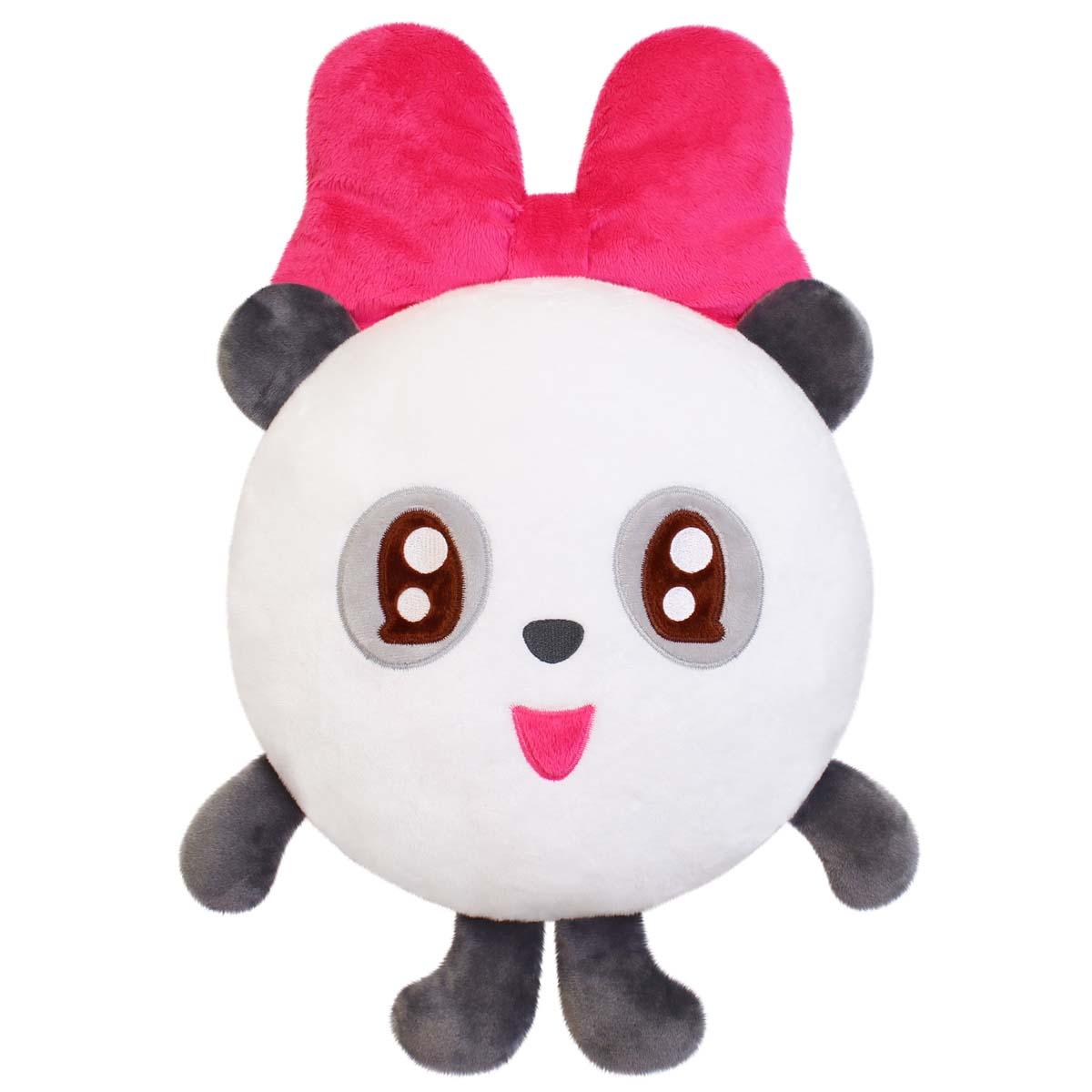 Игрушка-подушка Малышарики. Пандочка фото