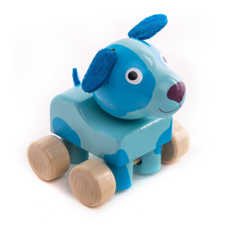 Купить Фигурка деревянная - Собачка Гав-Гав, из серии Деревяшки