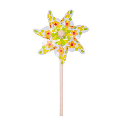 Ветрячок - Цветы и горошек, 31 см.Разное<br>Ветрячок - Цветы и горошек, 31 см.<br>