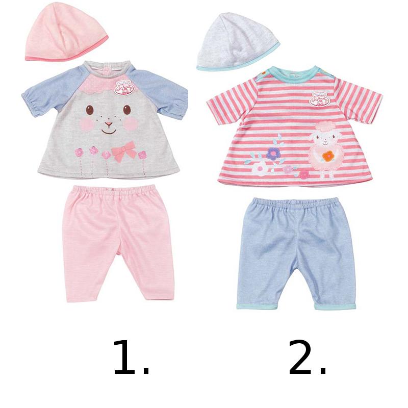 Одежда дл куклы «My first Baby Annabell» 36 см.Одежда Baby Annabell<br>Одежда дл куклы «My first Baby Annabell» 36 см.<br>