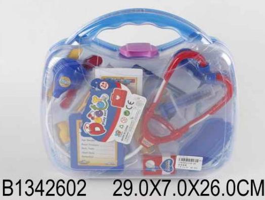 Набор доктора в чемоданчике - Наборы доктора детские, артикул: 159799