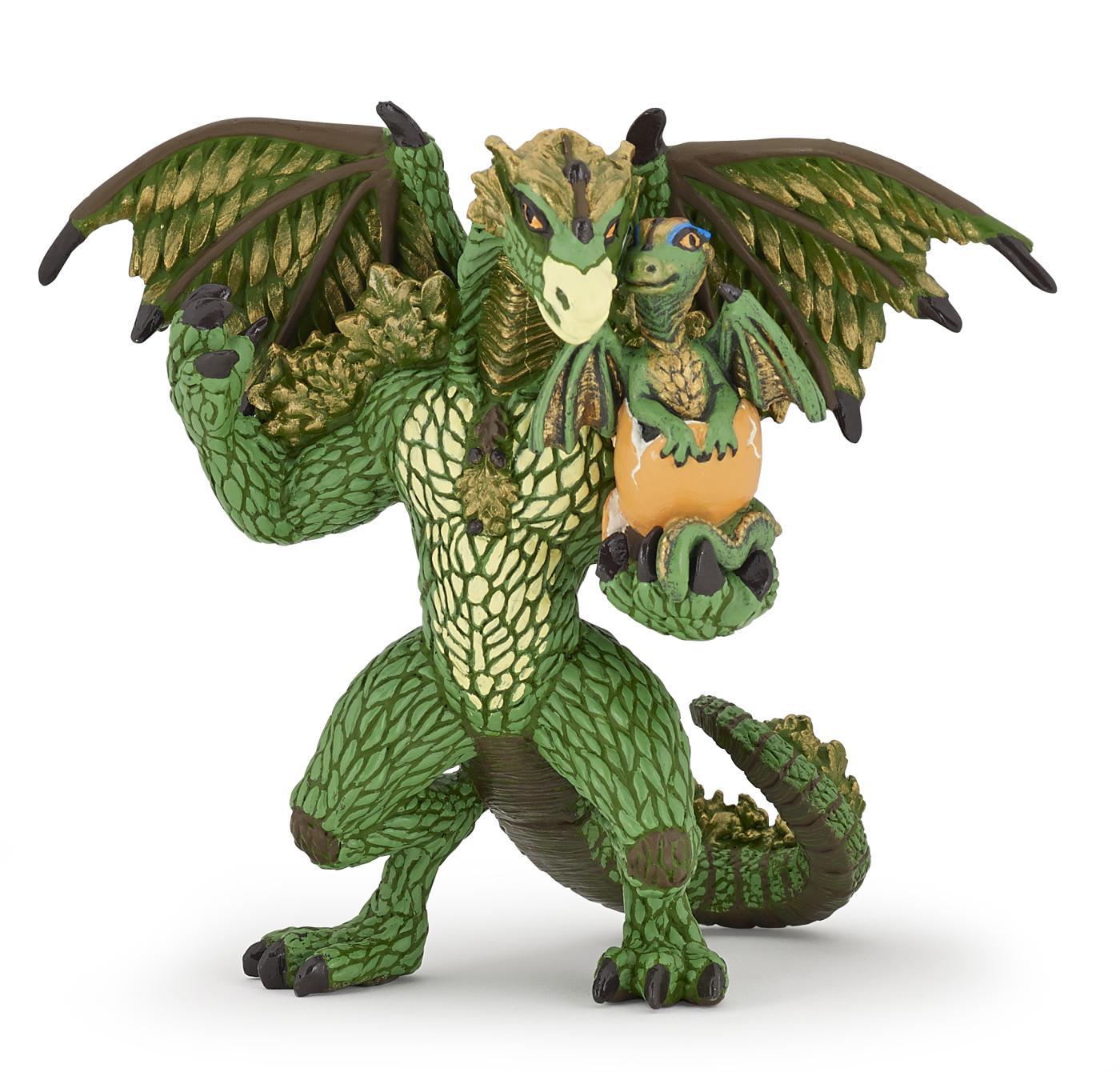 Купить Игровая фигурка - Лесной дракон, Papo