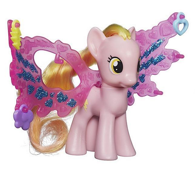Игровой набор - Пони Делюкс Хани Рэйз с волшебными крыльями, My Little PonyМоя маленькая пони (My Little Pony)<br>Игровой набор - Пони Делюкс Хани Рэйз с волшебными крыльями, My Little Pony<br>