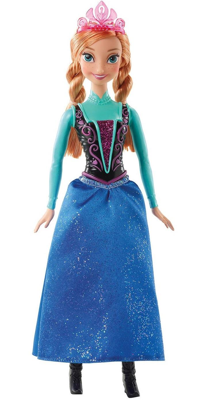 Кукла Анна Disney Холодное СердцеКуклы холодное сердце<br>Кукла Анна Disney Холодное Сердце<br>