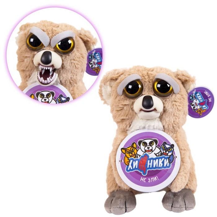Мягкая игрушка Feisty Pets - Коала из серии – Хищники, 20 см по цене 1 520
