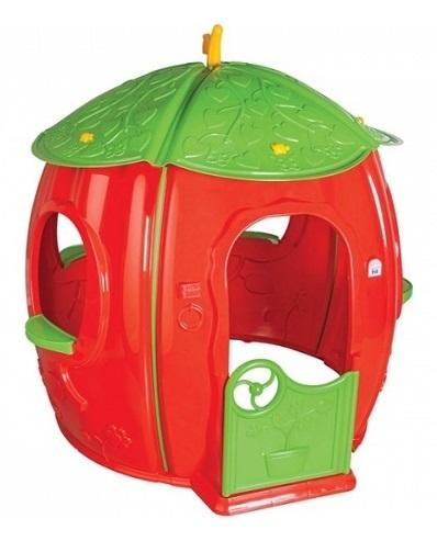 Игровой домик  Тыква - Пластиковые домики для дачи, артикул: 160324