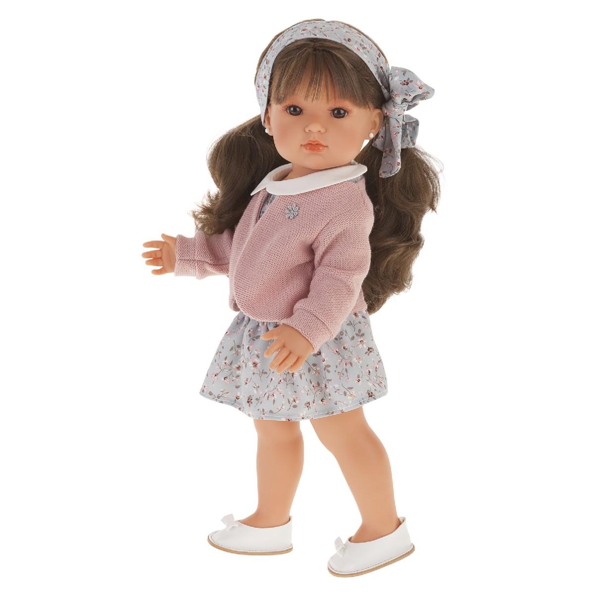 Купить Кукла Белла в розовом болеро, 45 см, Antonio Juan Munecas