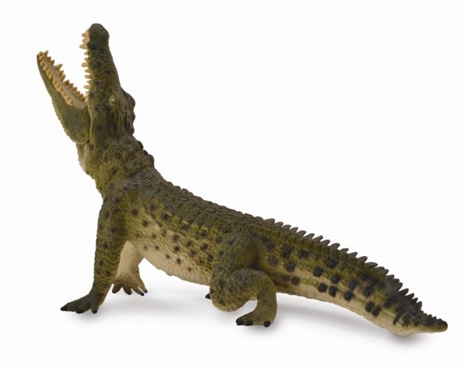 Фигурка Gulliver Collecta - Нильский крокодил, XL фото