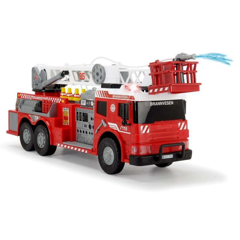 Пожарная машина 62 см, свет, звук фото