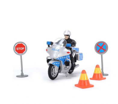 Набор игровой машина полицейская с аксессуарамиПолицейские машины<br>Набор игровой машина полицейская с аксессуарами<br>