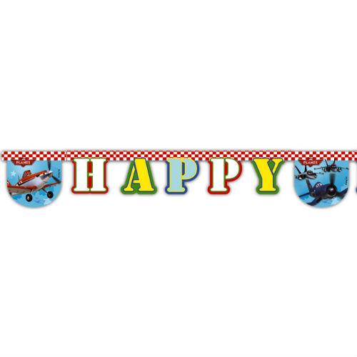 Гирлянда Самолеты Happy BirthdayСамолеты<br>Гирлянда Самолеты Happy Birthday<br>