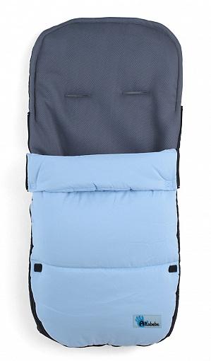 Демисезонный конверт - AL2400, light blueДемисезонные конверты для новорожденных<br>Демисезонный конверт - AL2400, light blue<br>
