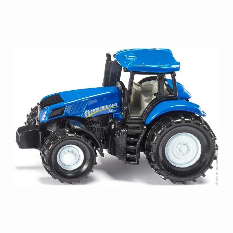Купить Трактор New Holland T8. 390, металлический, Siku