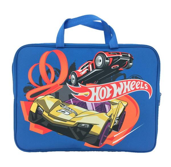 Купить Папка-сумка Hot Wheels, А4, Centrum