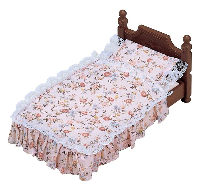 Набор Большая кровать из серии «Sylvanian Families»Мебель<br>Набор Большая кровать из серии «Sylvanian Families»<br>