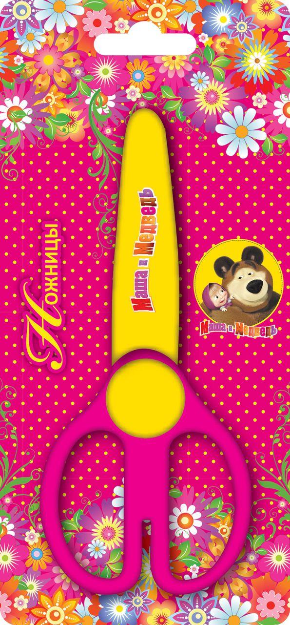 Ножницы в защитном чехле «Маша и Медведь»Ножницы, линейки, ластики<br>Ножницы в защитном чехле «Маша и Медведь»<br>
