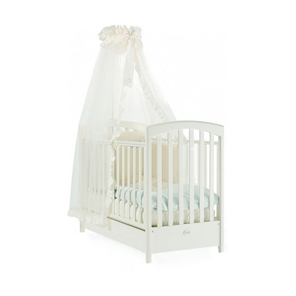 Кровать детская Fms Sauvage Bianco Feretti