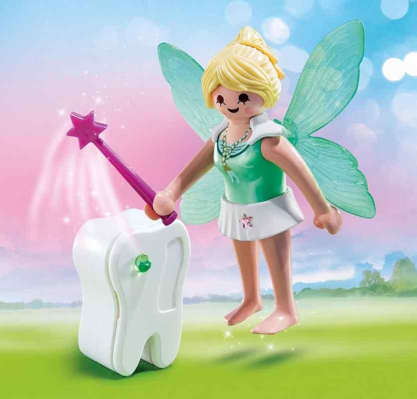Купить Экстра-набор: Зубная фея, Playmobil