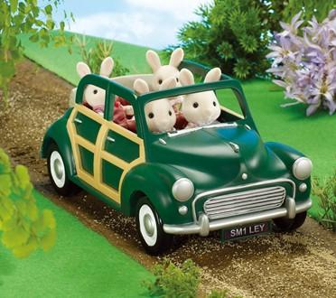 Семейный автомобиль. Игровой наборТранспорт и Коляски<br>Семейный автомобиль. Игровой набор<br>