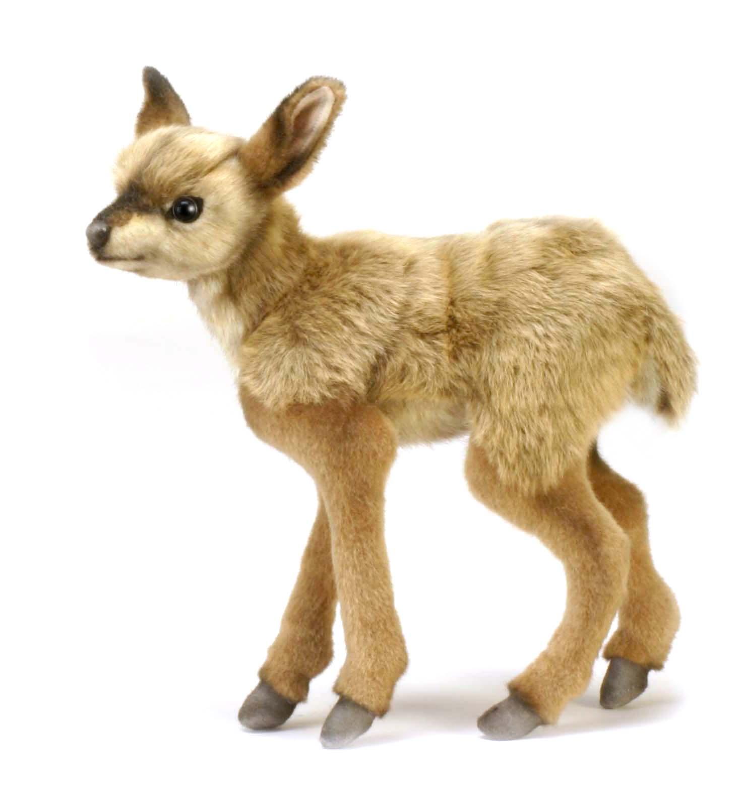 Мягкая игрушка – Олененок, 30 см.Животные<br>Мягкая игрушка – Олененок, 30 см.<br>
