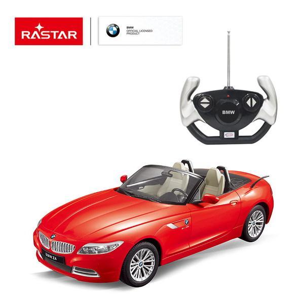 картинка Машина на радиоуправлении 1:12 BMW Z4, цвет – красный от магазина Bebikam.ru