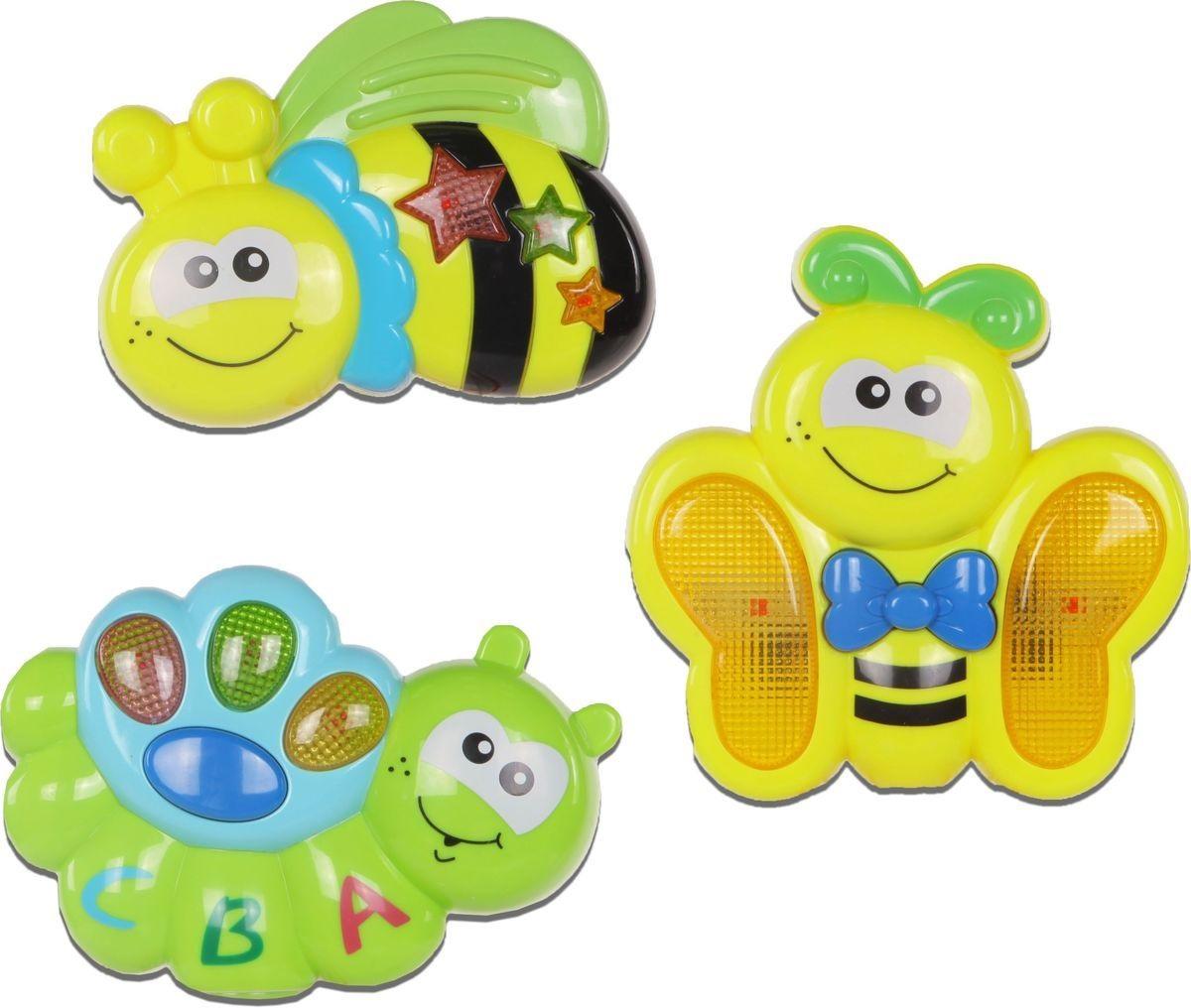Набор музыкальных игрушек для малышей - Музыкальные наборы, артикул: 166281