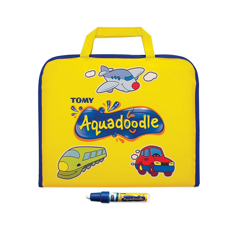 Коврик для рисования Aquadoodle цветной, для путешествийМольберты<br>Коврик для рисования Aquadoodle цветной, для путешествий<br>