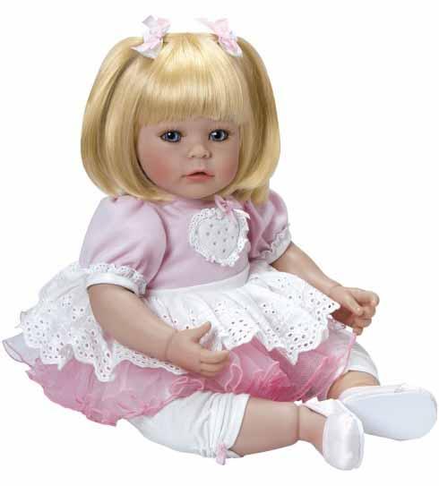 Кукла Hearts Affluter, 54 смКуклы Адора<br>Кукла Hearts Affluter, 54 см<br>